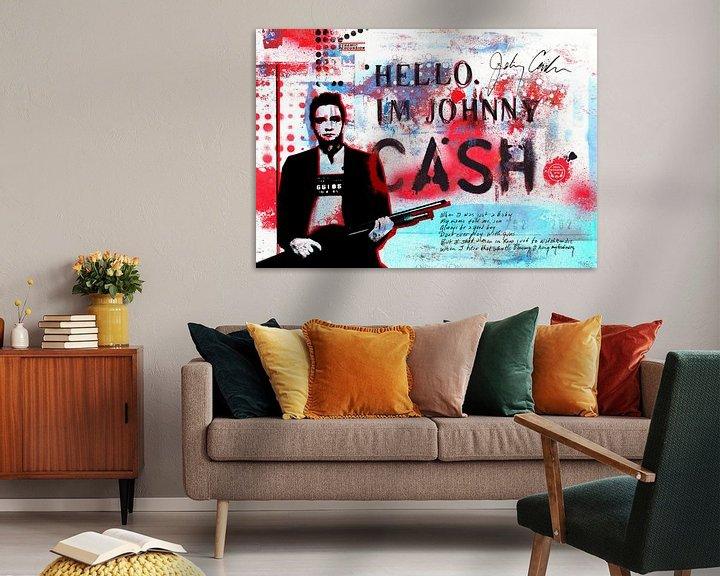 Sfeerimpressie: Hello I'm Johnny Cash #2 van Feike Kloostra