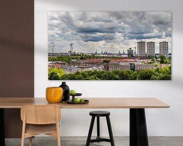 Sparta Rotterdam | Stadion Sparta Rotterdam van MS Fotografie | Marc van der Stelt
