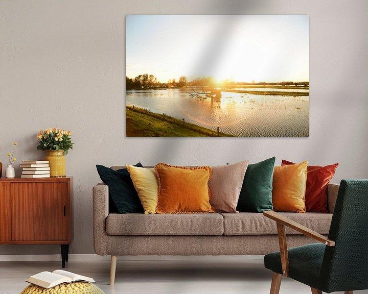 Sfeerimpressie: Sundown in the Netherlands van Arc One