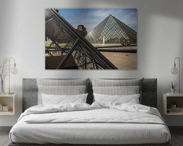 Louvre sur Melvin Erné
