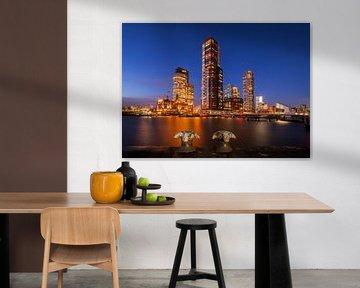 Rotterdam van Frank Peters