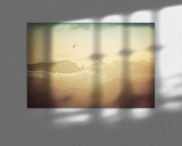 Wolken in den Bergen II sur Pascal Deckarm