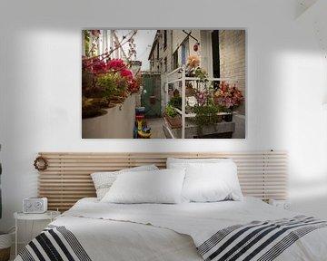 Französisch Vorgarten von Melvin Erné