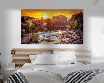 Dorpje in de Jura