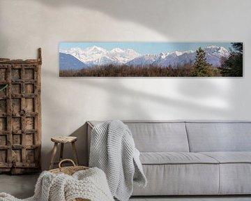Panorama am Maggoire sur Hans van Dijk