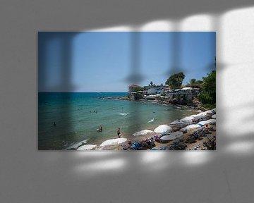 Side strand van Marco Bakker