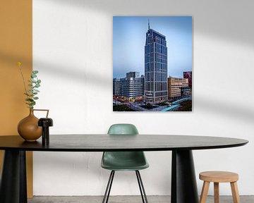 Chrysler Building van Jochem van der Blom