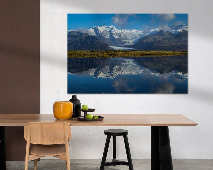 Impression: Mirror, Mirror in the water... sur Freek van den Driesschen