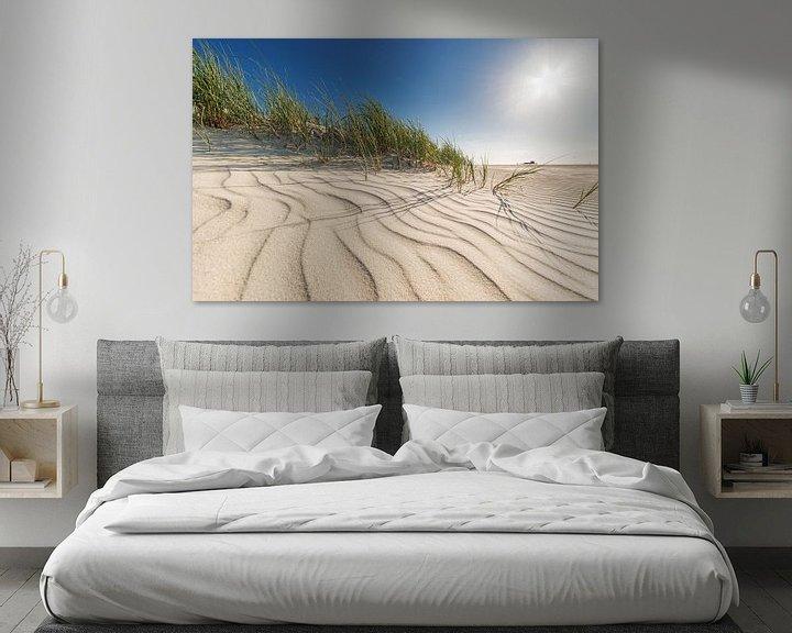 Sfeerimpressie: summer dunes van Dirk Thoms