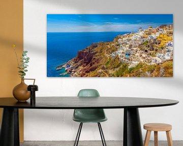 Oia, Santorini (Griekenland) - 2 van Tux Photography