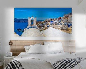 Oia, Santorini (Griekenland) - 3 van Tux Photography