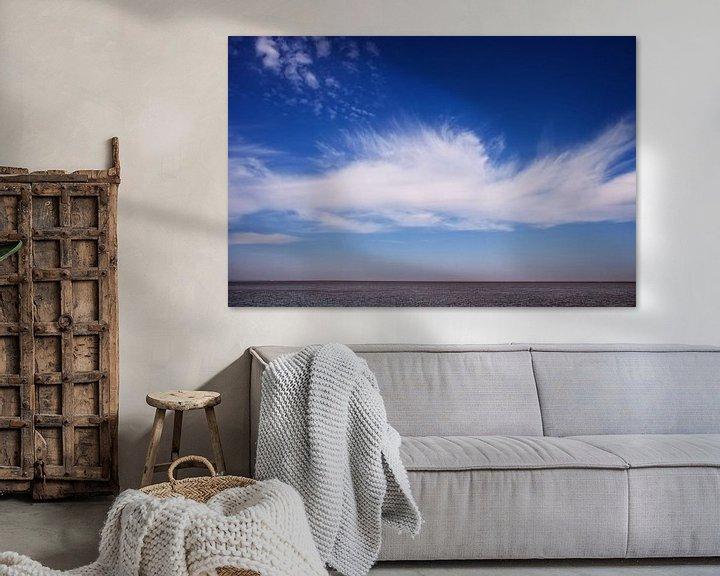 Beispiel: Wolkenimpression von Angela Dölling