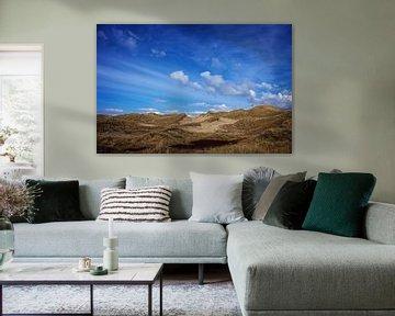 Wonderful dunes von Angela Dölling