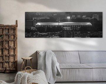 Feyenoord stadion 17 van John Ouwens