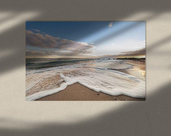 Sfeerimpressie: surf wave van Dirk Thoms
