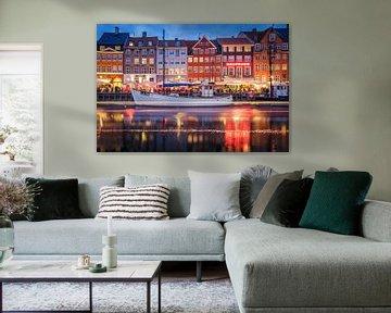 Harbour Lights Kopenhagen sur Scott McQuaide