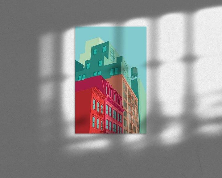 Sfeerimpressie: Soho NYC van Remko Heemskerk