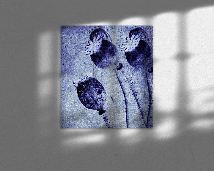 Sfeerimpressie: Blue Dreams van Christine Nöhmeier