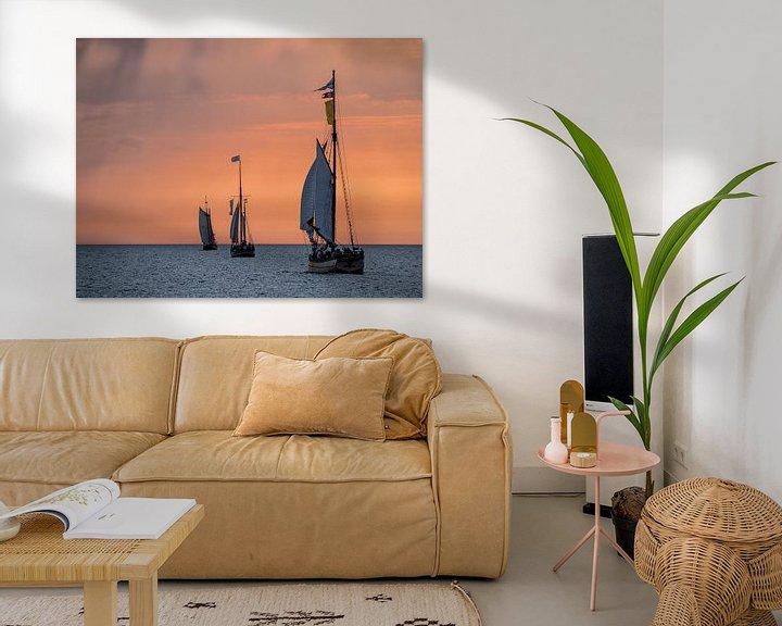 Impression: Sailing ships on the Hanse Sail sur Rico Ködder