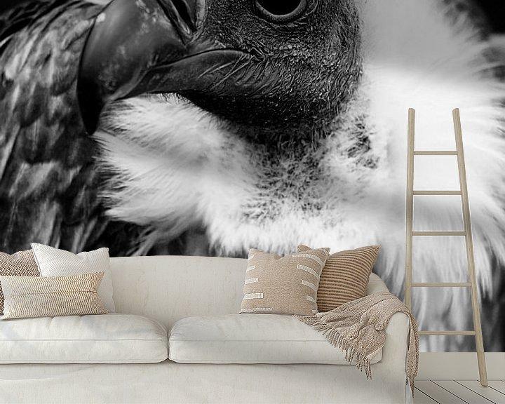 Impression: Le vautour sur Jan Brons