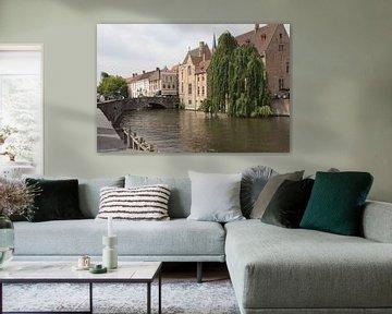 Brugge, België van Rijk van de Kaa