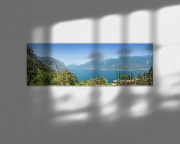 GARDASEE Wunderschöner Panoramablick sur Melanie Viola