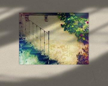 Old italian steps von brava64 - Gabi Hampe