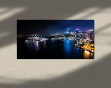 Sydney Cove in motion van Ricardo Bouman