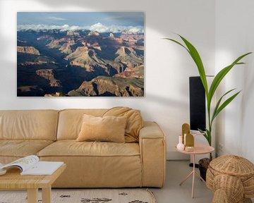 Grand Canyon, South Rim, Arizona, Amerika von Henk Alblas