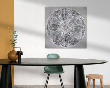 Kaleidoskop in Grautönen von Rietje Bulthuis