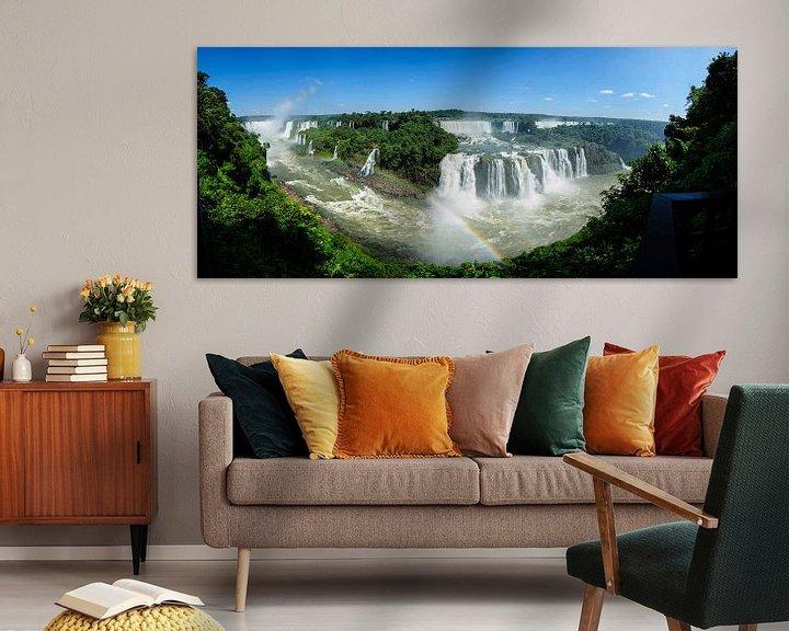 Impression: Watervallen van Iguaçu sur Sjoerd Mouissie