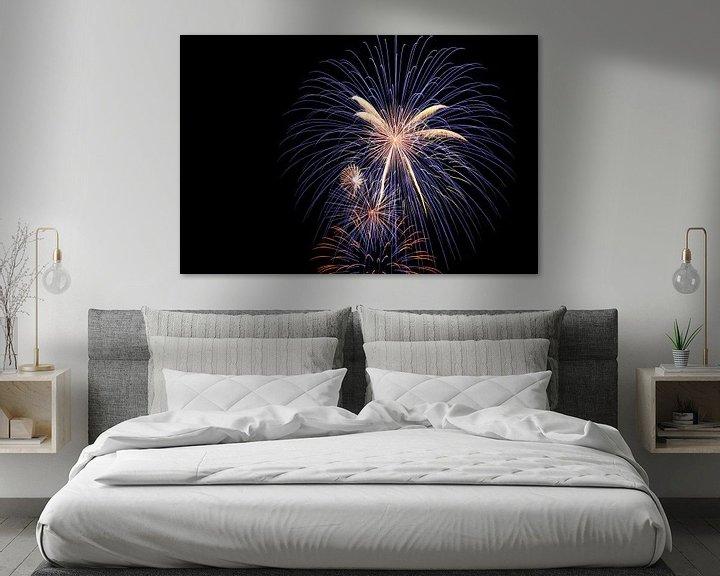 Sfeerimpressie: fireworks II van Meleah Fotografie