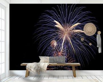fireworks II van Meleah Fotografie