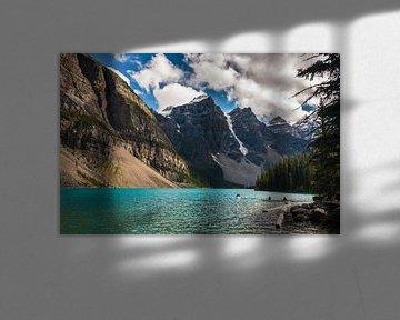 Moraine Lake Banff NP