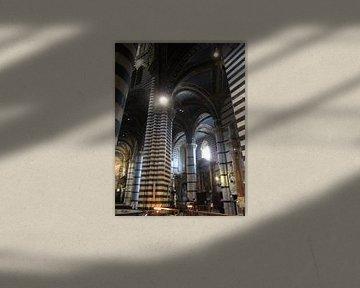 De Dom in Sienna  von addy de meij