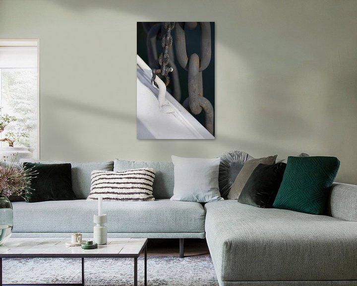 Sfeerimpressie: Chain I van Mark Leek