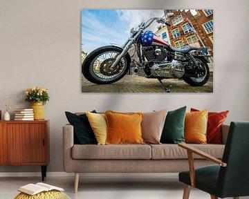 """Custom """"Motor"""" in Utrecht von Kaj Hendriks"""
