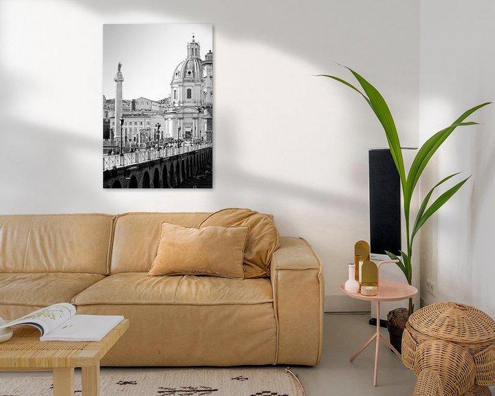 Sfeerimpressie: Rome ... eternal city I van Meleah Fotografie