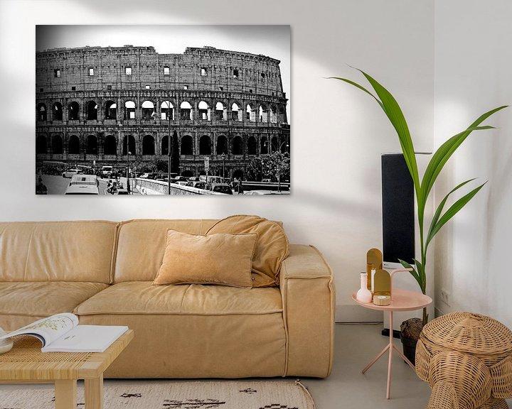 Sfeerimpressie: Rome ... eternal city II van Meleah Fotografie