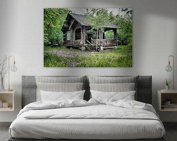 Swamphouse van William Ploemen