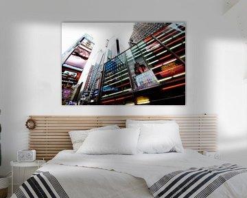 New York Times Square van Lars Scheve