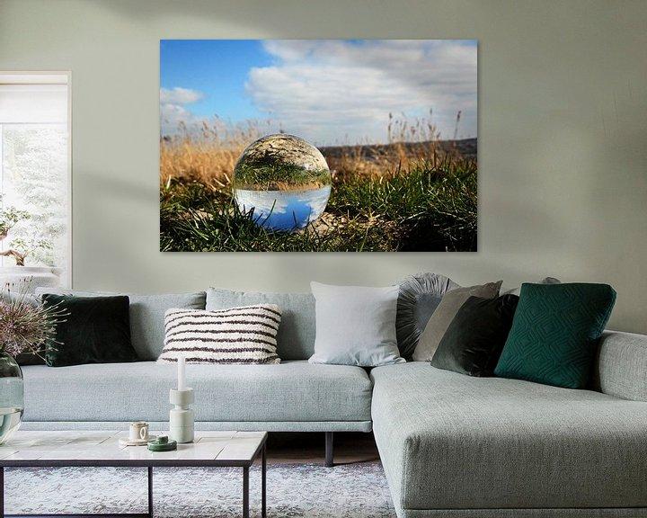 Beispiel: Glaskugel von Fotografie Sybrandy