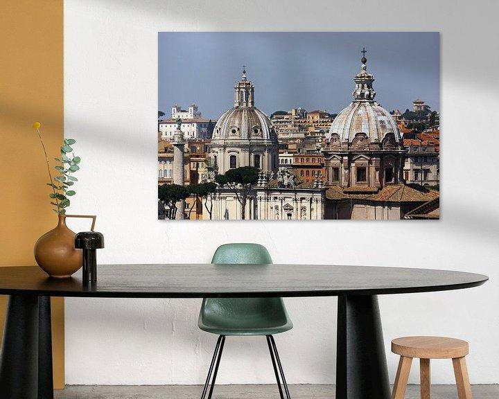 Sfeerimpressie: Rome ... eternal city III van Meleah Fotografie