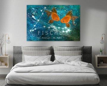Sternzeichen Fische von Christine Nöhmeier