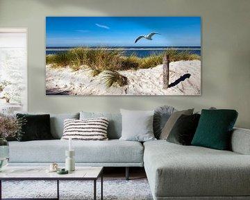 Eiland Langeoog van Reiner Würz / RWFotoArt