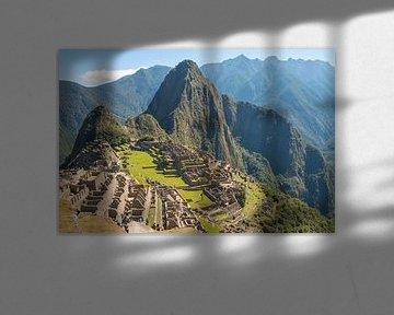 Machu Picchu van Peter Apers