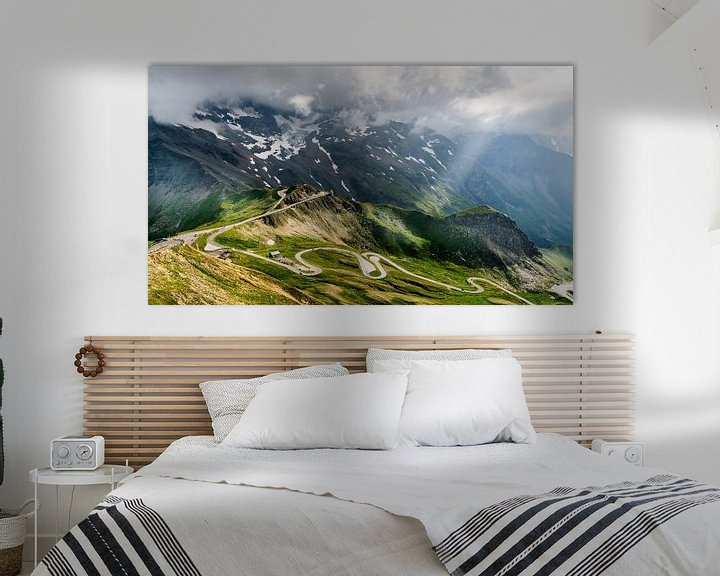 Sfeerimpressie: Bergpas Oostenrijk van Mario Visser