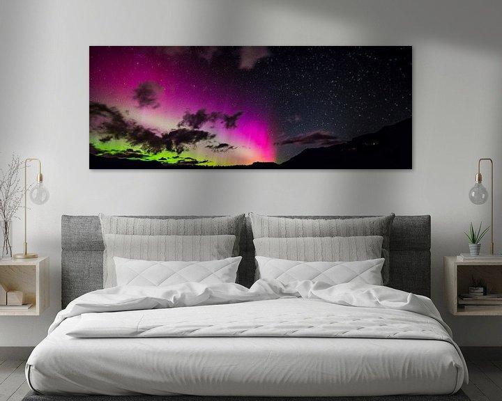 Beispiel: Aurora Australis von Studio W&W