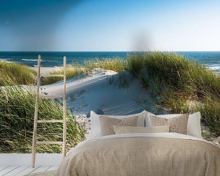 Sfeerimpressie behang: Sylt - silent spot van Reiner Würz / RWFotoArt