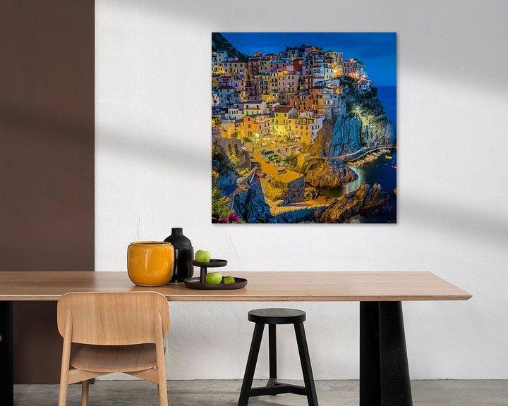 Sfeerimpressie: Manarola van Robert Riewald